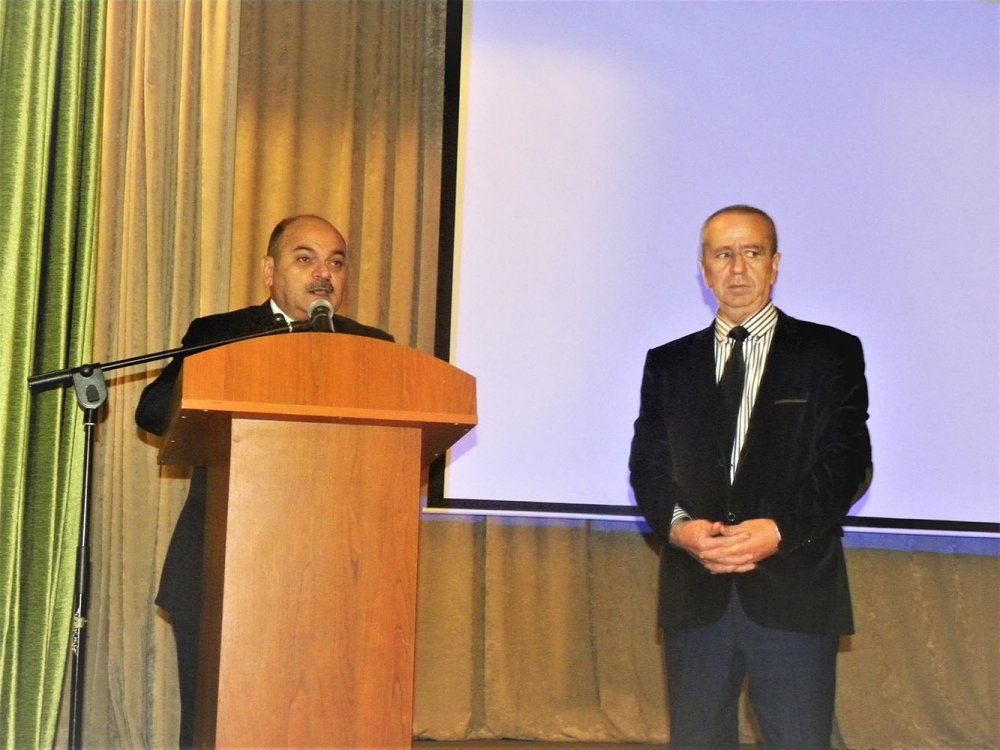 """""""Aprel Mesajı"""" sənədli filiminin  təqdimatı keçrildi"""