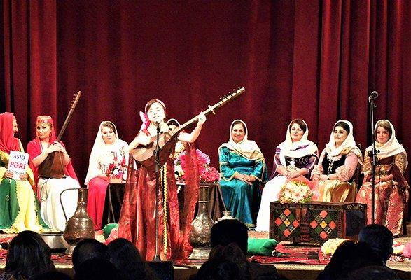 """Aşıq Pəri sazın-sözün zirvəsində""""  adlı konsert proqramı keçrildi"""