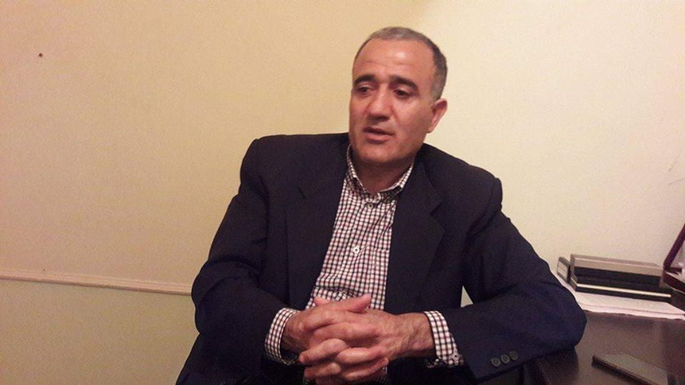 Elçibəyin köməkçisi olmuş Oqtay Qasımov ile ilgili görsel sonucu